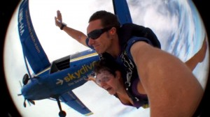 Skydive The Beach Sydney