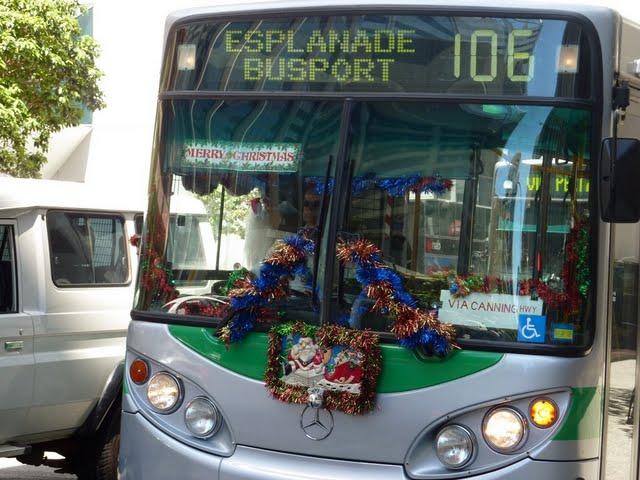 De kerstbus